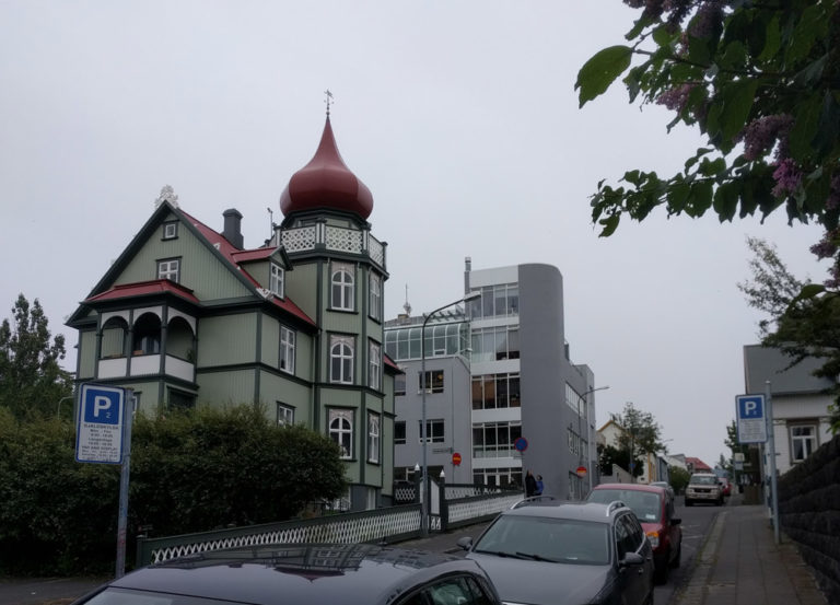 Reykjavik architecture